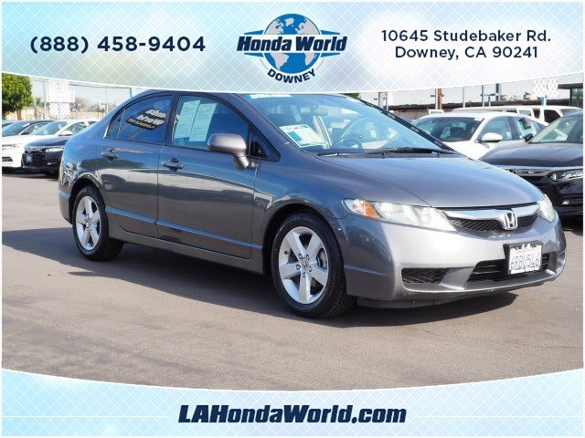Pre-Owned 2011 Honda Civic LX-S