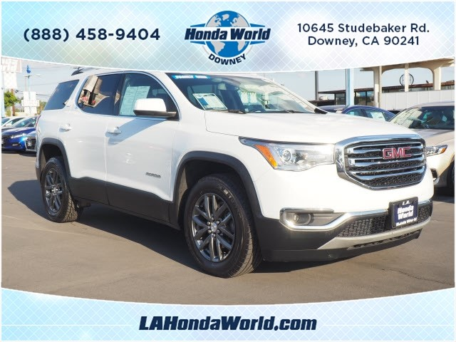 Used Gmc Acadia Downey Ca