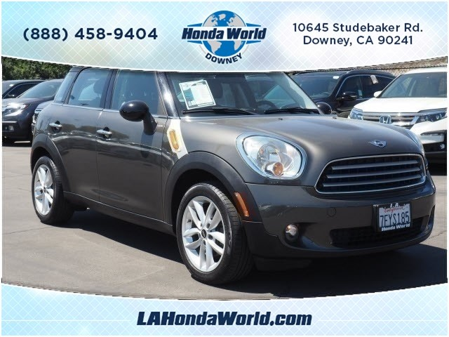 Pre-Owned 2014 MINI Countryman Cooper