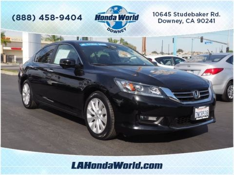Certified Pre-Owned 2015 Honda Accord EX