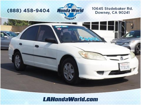 Pre-Owned 2005 Honda Civic Value Package