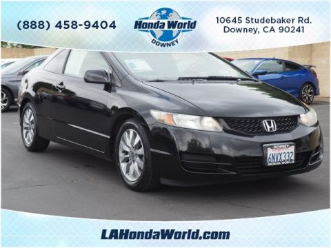 Pre-Owned 2011 Honda Civic EX-L