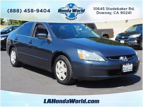 Pre-Owned 2005 Honda Accord LX