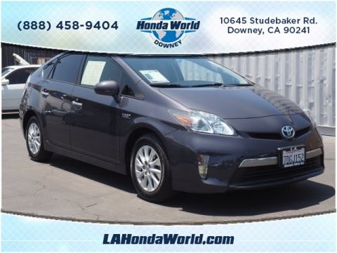 Pre-Owned 2014 Toyota Prius Plug-in Hybrid Advanced